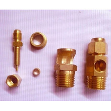 CNC steel turning parts grinding parts